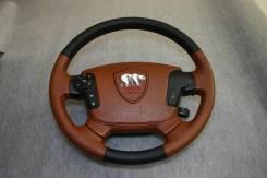 Перетяжка руля, ремонт обивки сидений, восстановление Airbag