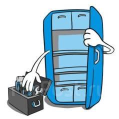Срочный ремонт холодильников. Без выходных. Диагностика бесплатно!