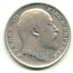 Индия рупия 1903 Edward VII Серебро