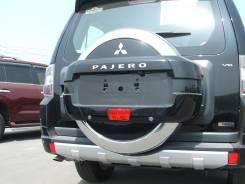 Колпак. Mitsubishi Pajero