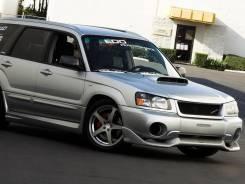 Обвес кузова аэродинамический. Subaru Forester, SG6, SG5, SG, SG69, SG9L, SG9