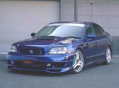 Обвес кузова аэродинамический. Subaru Legacy B4, BE5, BE9, BEE, BE