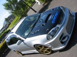 Обвес кузова аэродинамический. Toyota Caldina, 215