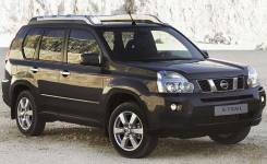 Nissan X-Trail. NT31, MR20DE
