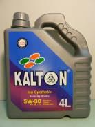 Kalton. Вязкость 5W30, полусинтетическое