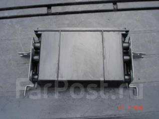 Консоль панели приборов. Isuzu Bighorn, UBS25DW Двигатель 6VD1