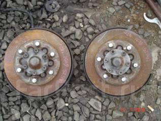 Ступица. Isuzu Bighorn, UBS25GW Двигатель 6VD1
