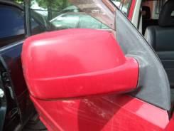 Зеркало заднего вида боковое. Nissan X-Trail, NT30 Двигатель QR20DE