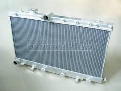 Радиатор охлаждения двигателя. Subaru Legacy Subaru Impreza, GD, GDB Двигатель EJ207