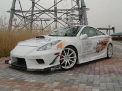Обвес кузова аэродинамический. Toyota Celica