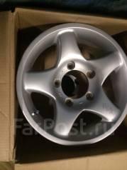 Suzuki. 6.0x15, 5x139.70, ET17, ЦО 105,0мм.