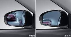 Зеркало заднего вида боковое. Toyota Mark X. Под заказ