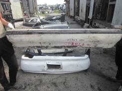 Бампер задний на Toyota Corolla AE91.