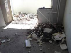 Демонтаж стен, полов. перепланировка