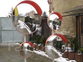 Зеркало дорожное сферическое