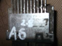 Регулятор отопителя. Audi A6, C5