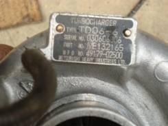 Турбина. Mitsubishi Fuso Двигатель 6M60T
