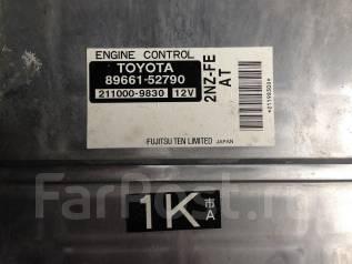 Блок управления двс. Toyota ist, NCP60