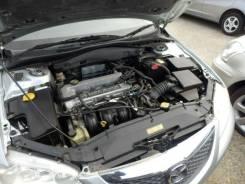 Двигатель в сборе. Mazda Atenza, GGEP Двигатель LFDE