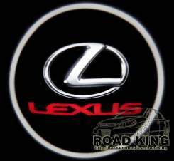 Лазерная проекция логотипа под двери авто Lexus № 061. Lexus RX200t, AGL25W Lexus RX450h, GYL15W, GYL25W Lexus RX350, GGL15W