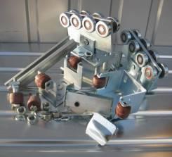 Механизм для откатных ворот ЕВРО: ворота весом 500-800кг, проем до 6м.