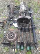 Механическая коробка переключения передач. Subaru Impreza WRX STI, GGB Двигатель EJ20