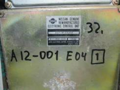 Блок efi Nissan Skyline FR32 CA18I 2371M-03U02 плата A12-001 E04-1