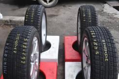 Bridgestone Blizzak Revo1. Зимние, без шипов, 2008 год, износ: 100%, 4 шт