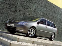 Крепление капота. Toyota Corolla, 120