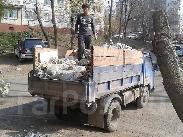 Вывоз мусора недорого!