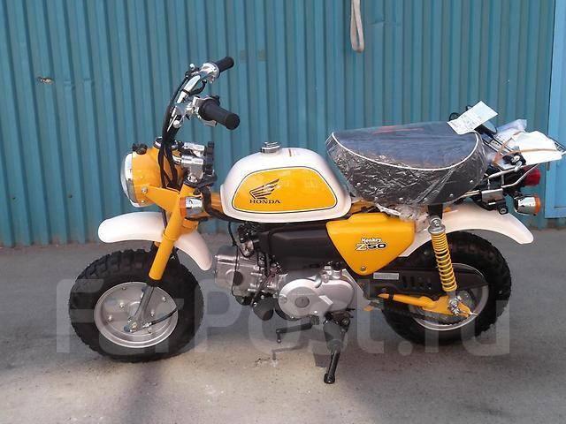 Новые скутера из Японии от компании Motorex Garage г. Владивосток