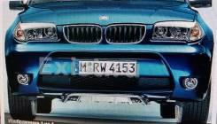 Защита двигателя. BMW X3, Е83, E83