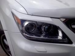 Накладка на фару. Lexus LX570