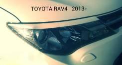 Накладка на фару. Toyota RAV4. Под заказ