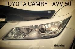 Накладка на фару. Toyota Camry. Под заказ