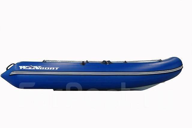 WinBoat. Год: 2017 год, длина 3,30м., двигатель подвесной, 15,00л.с., бензин