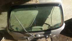 Дверь багажника. Nissan March, K11 Двигатель CG10DE