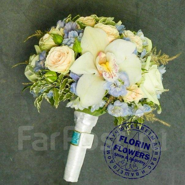 Луговой букет для невесты, магазин цветов в китае