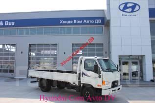 Hyundai HD78. Hyundai HD 78, бортовой грузовик, 3 907 куб. см., 4 500 кг.