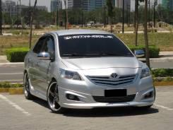 Обвес кузова аэродинамический. Toyota Vios Toyota Belta
