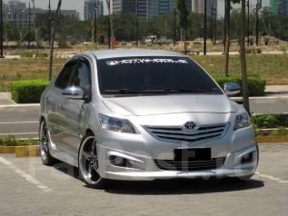 Обвес кузова аэродинамический. Toyota Vios Toyota Belta, KSP92, NCP96, SCP92 Двигатели: 1KRFE, 2NZFE, 2SZFE