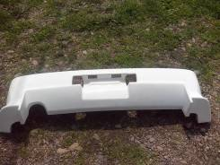 Тюниный задний бампер на Nissan Skyline R32