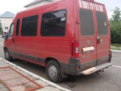 Fiat Ducato. Микроавтобус, 2 300 куб. см., 16 мест