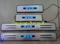 Обвес кузова аэродинамический. Mitsubishi RVR