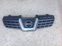 Решетка радиатора. Nissan Dualis