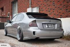 Губа. Subaru Legacy, BP, BP5