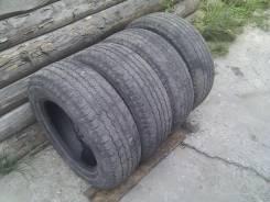 Bridgestone Dueler H/T D689. Всесезонные, 2005 год, износ: 70%, 4 шт