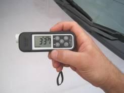 Инструментальная диагностика кузова авто с помощью толщиномера ЛКП