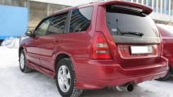 Обвес кузова аэродинамический. Subaru Forester, SG5, SG9, SG9L