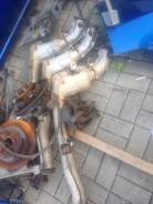 Даун-пайп. Subaru Forester, SF5, SG Subaru Impreza WRX STI, GC8 Двигатель EJ20